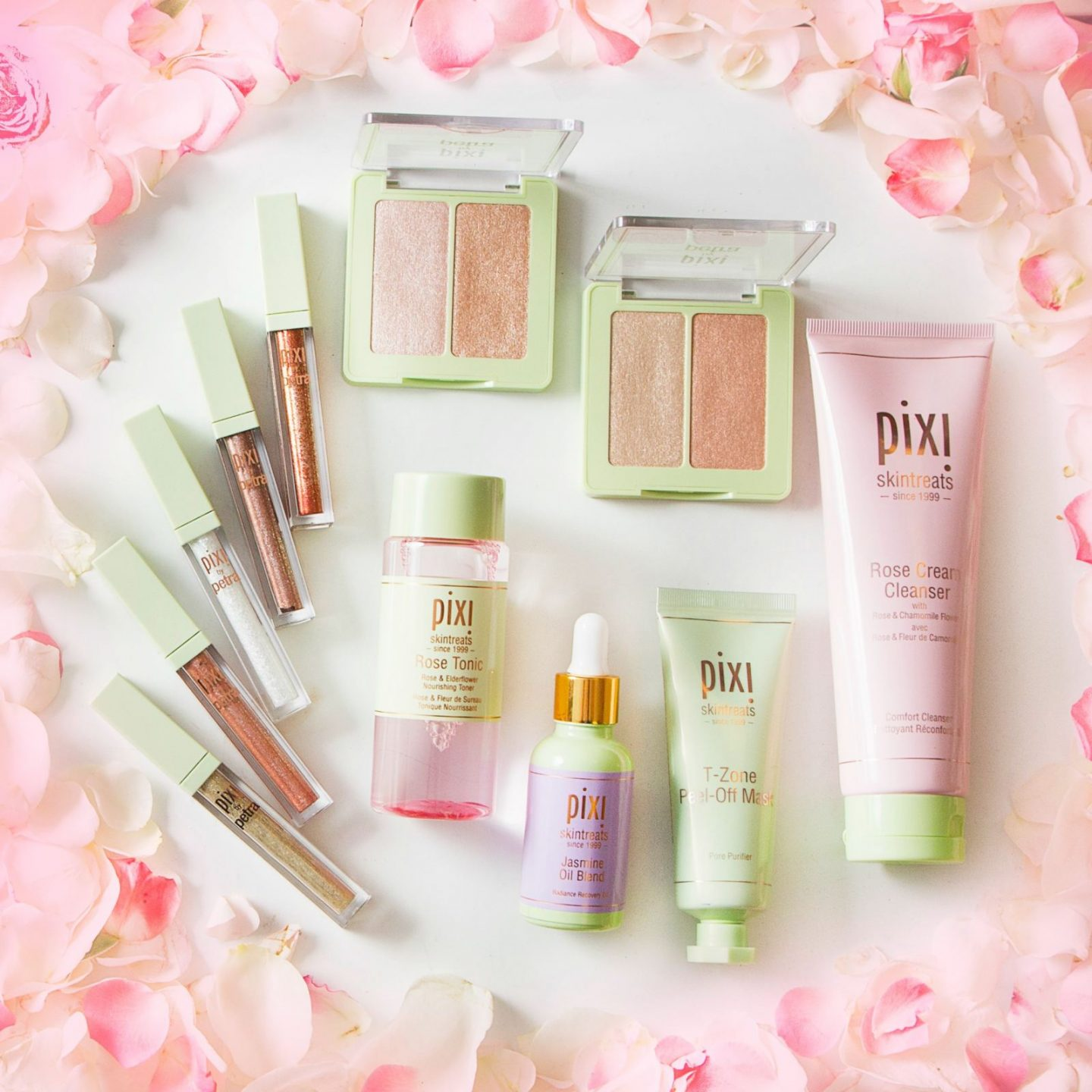 Marrying affordability with efficacy, Pixi's skin care solutions have quickly acquired legions of devotees – from top beauty bloggers and editors, to die-hard customers who are totally addicted to their simple-yet-sophisticated qozoq-sex.ml: £
